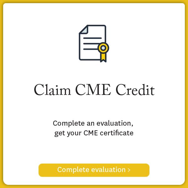 Claim CME Credit